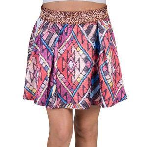 ADIDAS CW4727 Farm Skirt Brazilian Small
